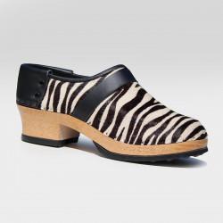 Galoche zebre
